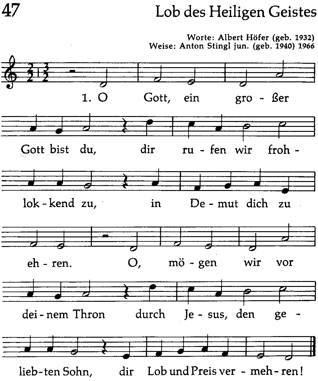 Atme in uns, Heiliger Geist (346) – kukikblog
