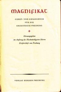Magnifikat 1960